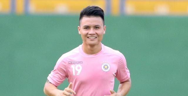 Văn Hậu và Quang Hải có nhiều cơ hội tỏa sáng ở giai đoạn cuối V-League - 1
