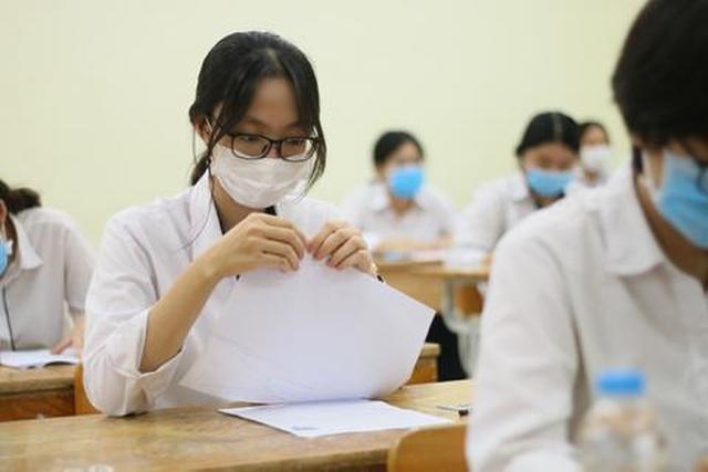 Bộ Giáo dục - Đào tạo chốt phương án thi tốt nghiệp THPT 2021 - 2