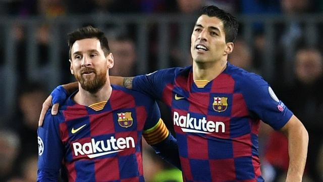 Messi và Luis Suarez ra đi, Barcelona sẽ mất... 70% sức mạnh - 1