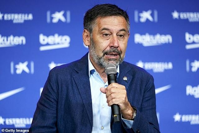 Cuộc đàm phán của bố Messi và Chủ tịch Barca kết thúc trong bế tắc - 2