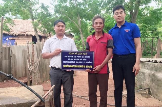 Tuổi trẻ Quảng Bình xây nhà tình nghĩa, tặng quà học sinh nghèo dịp 2/9 - 1