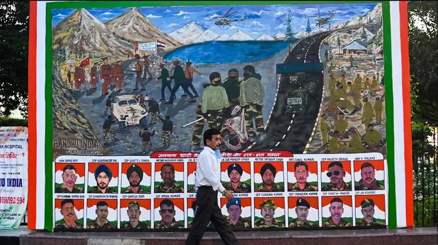 Binh sĩ Ấn Độ tử vong trong vụ đụng độ với Trung Quốc ở biên giới - 1