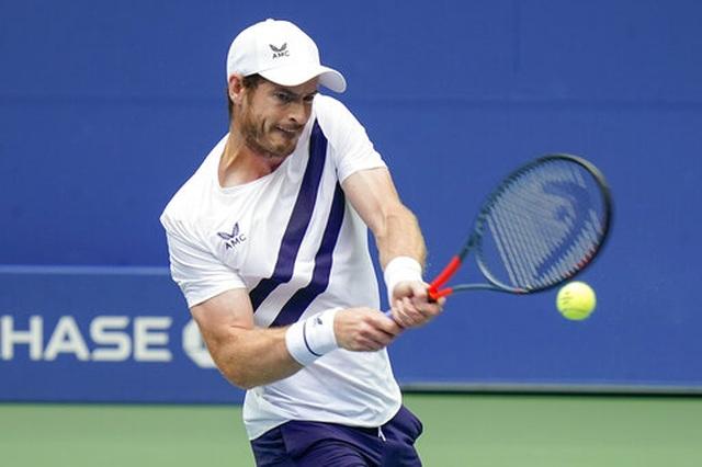 US Open 2020: Murray ngược dòng đầy vất vả ở ngay vòng đầu - 1