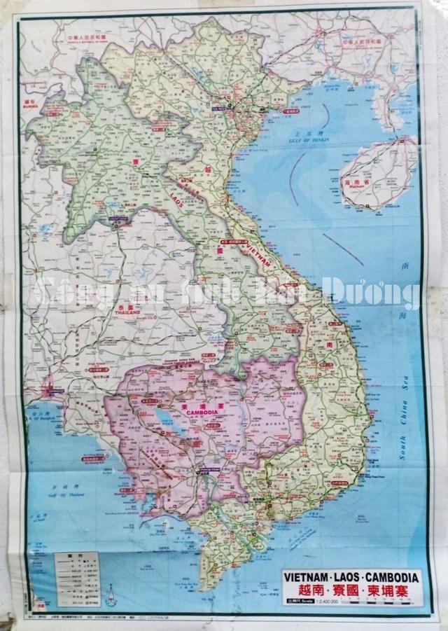 """4 doanh nghiệp có lao động người Trung Quốc treo bản đồ có """"đường lưỡi bò"""" - 1"""