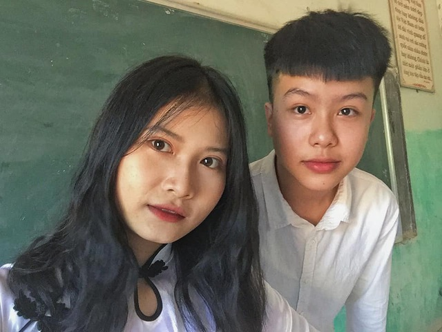 Nữ sinh xinh đẹp huyện biên giới đạt 29,75 điểm xét tuyển đại học - 4