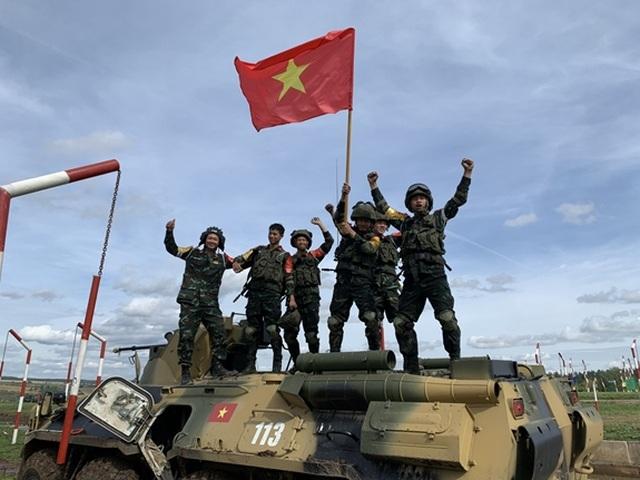 Các đội tuyển Quân đội nhân dân Việt Nam giành thành tích cao tại Army Games 2020 chào mừng Quốc khánh 2-9 - 1