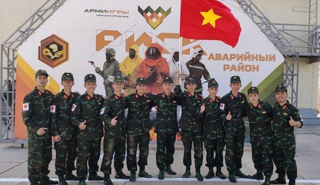 Các đội tuyển Quân đội nhân dân Việt Nam giành thành tích cao tại Army Games 2020 chào mừng Quốc khánh 2-9 - 4