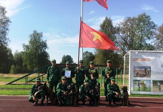 Các đội tuyển Quân đội nhân dân Việt Nam giành thành tích cao tại Army Games 2020 chào mừng Quốc khánh 2-9 - 6
