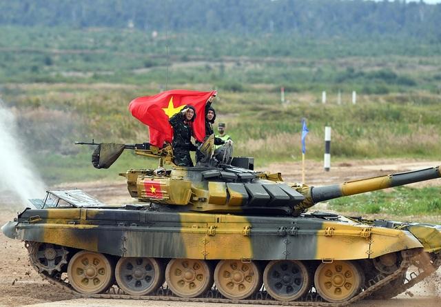 Các đội tuyển Quân đội nhân dân Việt Nam giành thành tích cao tại Army Games 2020 chào mừng Quốc khánh 2-9 - 7