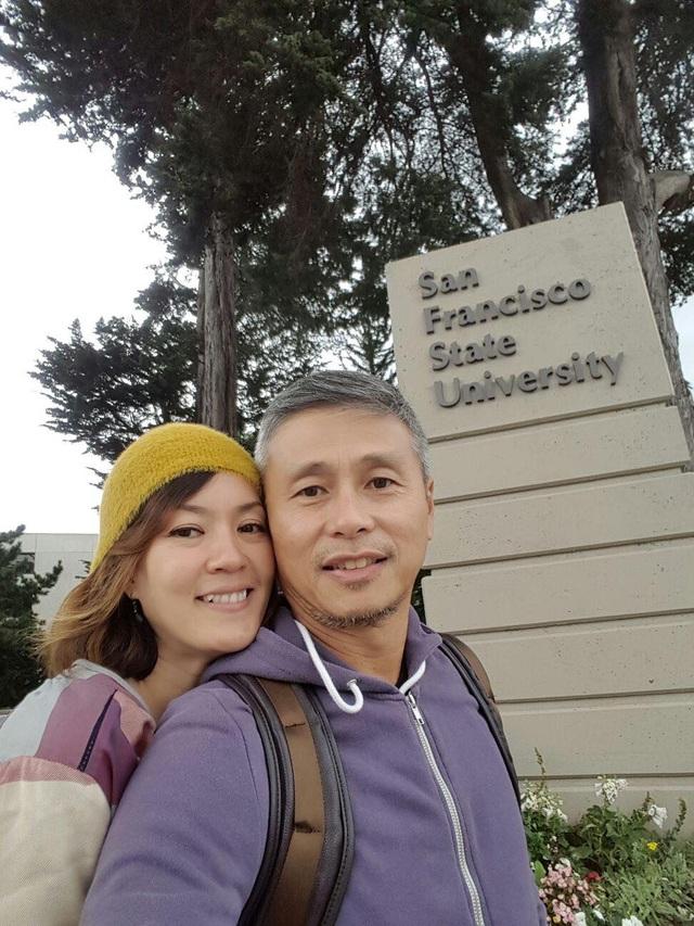 Cựu người mẫu Chung Vũ Thanh Uyên: Vợ chồng tôi gắn bó 24 năm vì yêu - 3