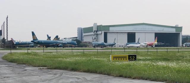 """Hơn 1.400 người, 200 máy móc thi công dự án hàng không theo """"lệnh"""" khẩn cấp - 18"""
