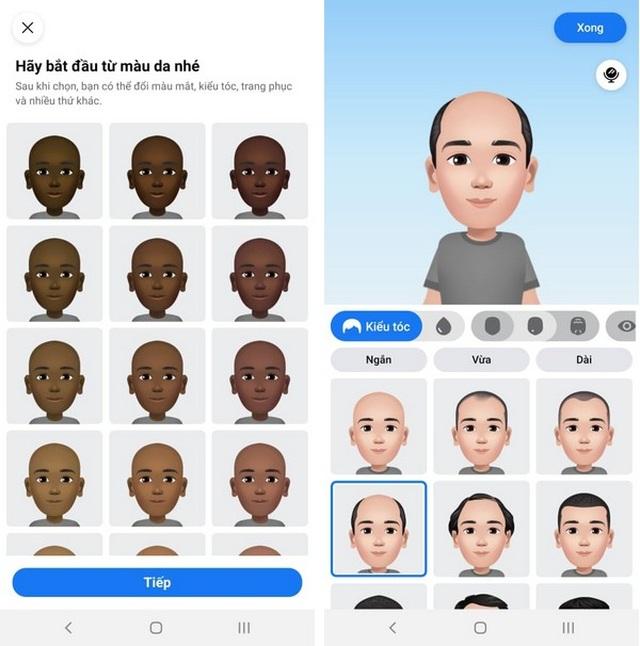 Hướng dẫn tạo ảnh đại diện phong cách hoạt hình cho trang cá nhân Facebook - 2