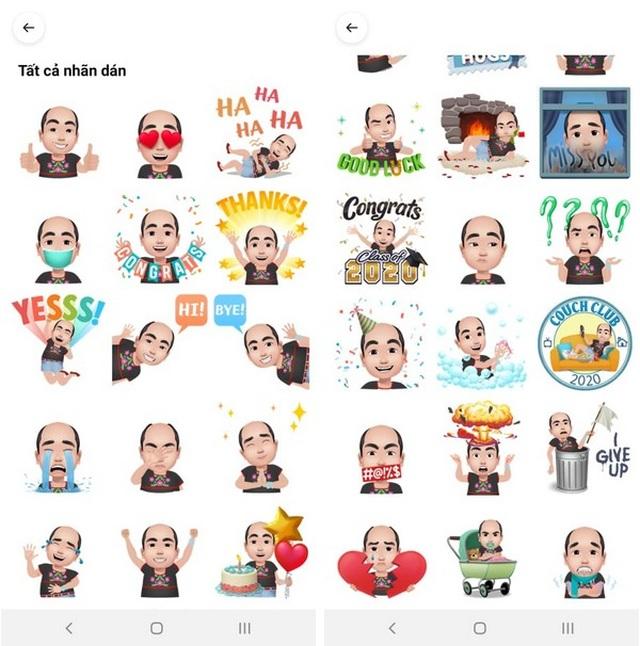 Hướng dẫn tạo ảnh đại diện phong cách hoạt hình cho trang cá nhân Facebook - 4