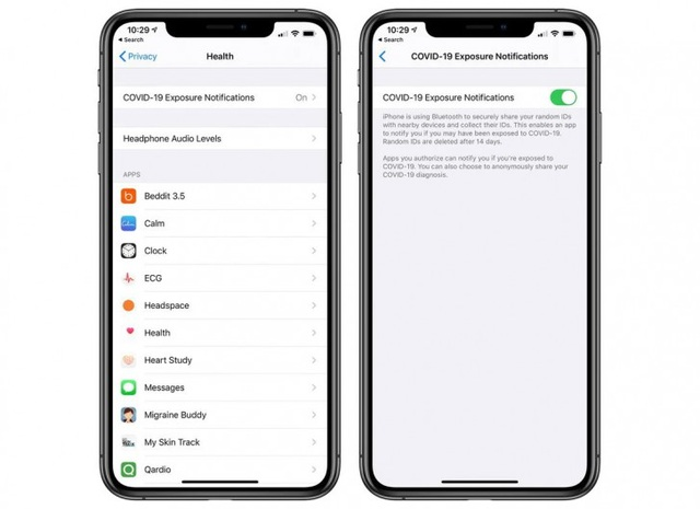 Apple chính thức phát hành iOS 13.7 và iPadOS 13.7 - 2