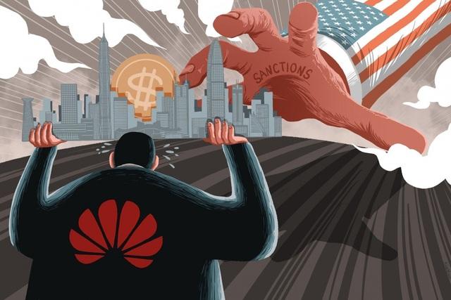 """Huawei """"nhận án tử"""" của Mỹ, nền kinh tế Thâm Quyến gặp đại hạn - 1"""