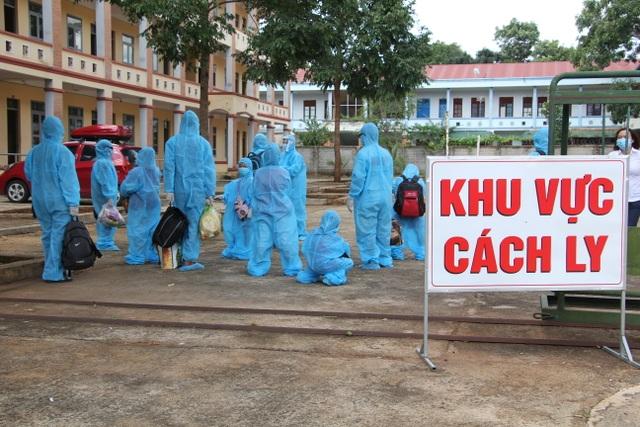 Đắk Lắk sẽ đón hơn 1.500 người dân từ Đà Nẵng về bằng xe ô tô - 1
