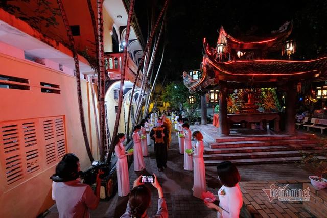 Lễ Vu Lan đặc biệt tại chùa Phúc Khánh - 1