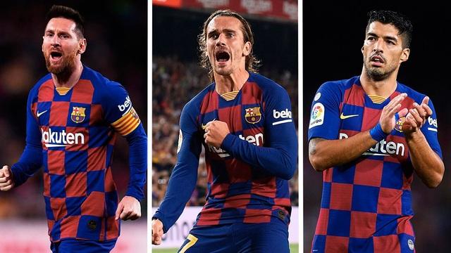 Messi và Luis Suarez ra đi, Barcelona sẽ mất... 70% sức mạnh - 2