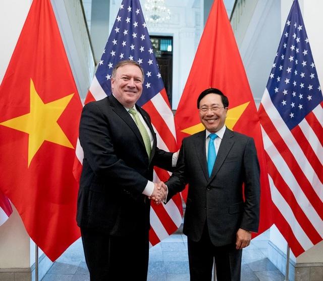 Ngoại trưởng Mỹ chúc mừng 75 năm Quốc khánh Việt Nam  - 1