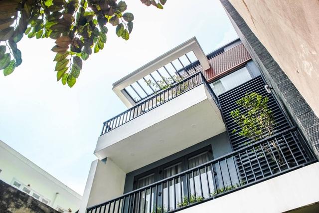 Gia đình ở Hà Nội trồng cả vườn cây xanh đẹp hiếm có trong căn nhà phố - 12