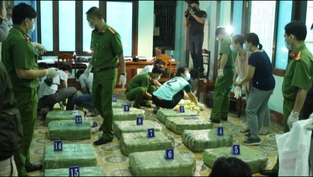 8 tháng phá 200 vụ ma túy, gần 300 đối tượng sa lưới pháp luật - 1