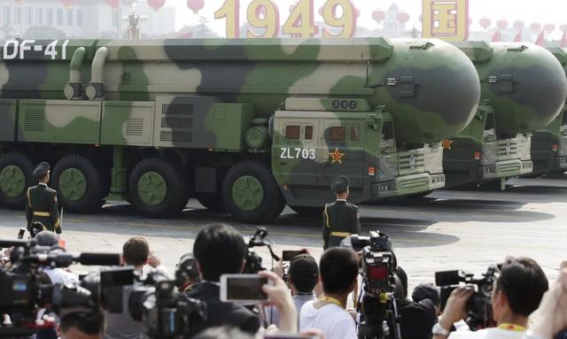 Mỹ cảnh báo Trung Quốc muốn tăng gấp đôi số đầu đạn hạt nhân - 1