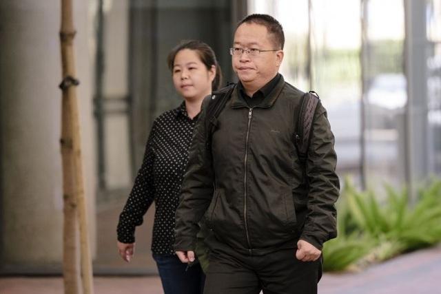 Mỹ kết án giáo sư Trung Quốc 18 tháng tù vì tội làm gián điệp - 1