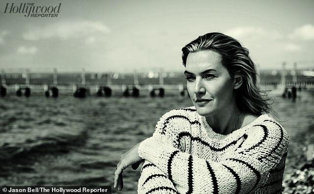 Kate Winslet chia sẻ về việc đóng cảnh nóng ở tuổi ngoài 40 - 2