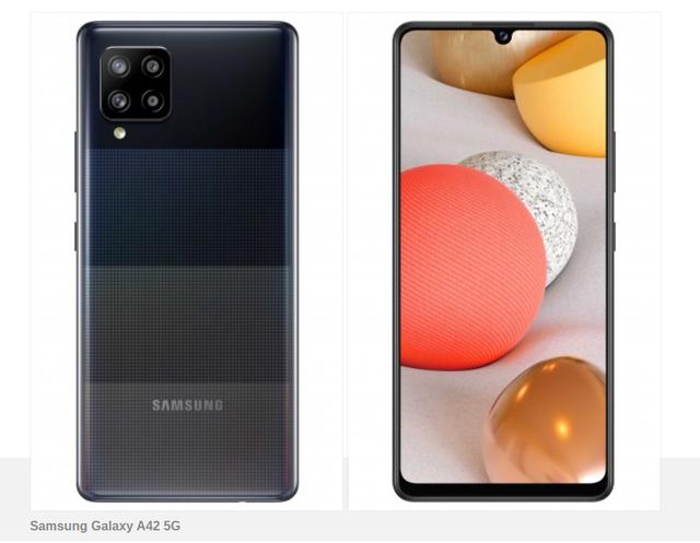 Samsung hé lộ smartphone 5G giá rẻ - 1