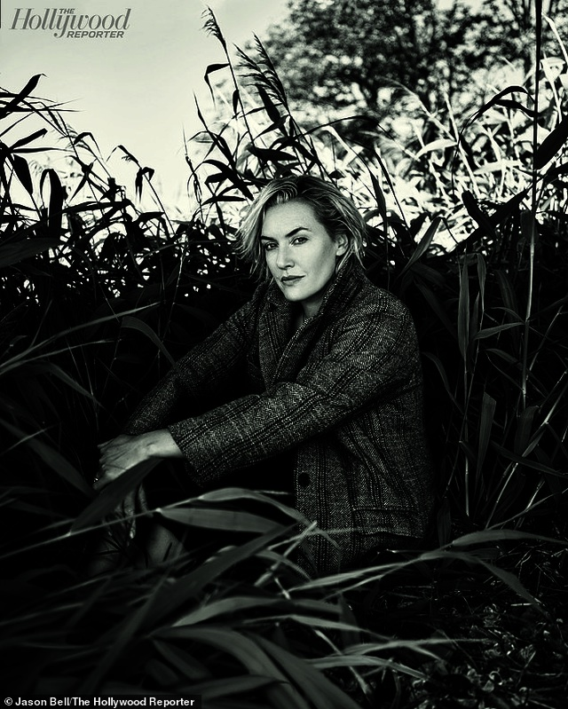 Kate Winslet chia sẻ về việc đóng cảnh nóng ở tuổi ngoài 40 - 3