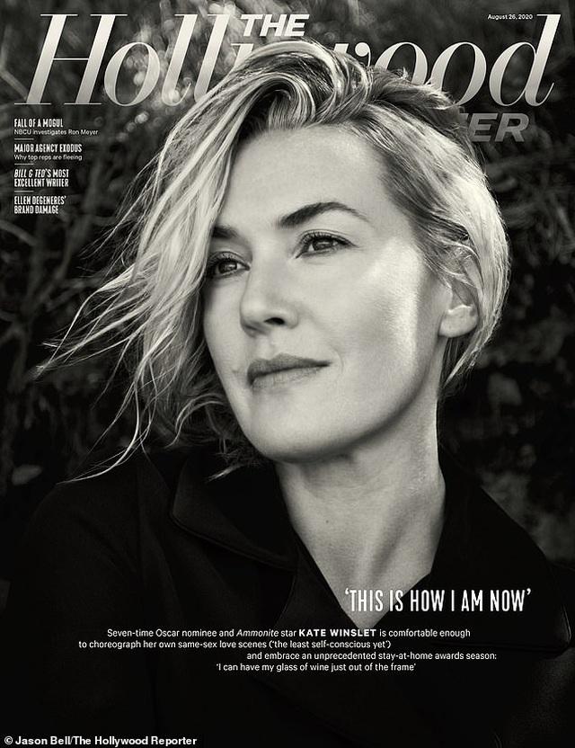 Kate Winslet chia sẻ về việc đóng cảnh nóng ở tuổi ngoài 40 - 4