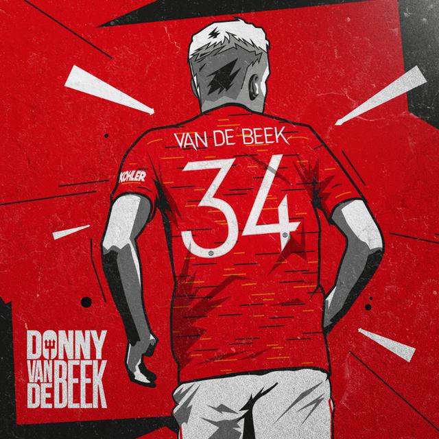 Tại sao Man Utd chọn ký hợp đồng với Donny van de Beek?
