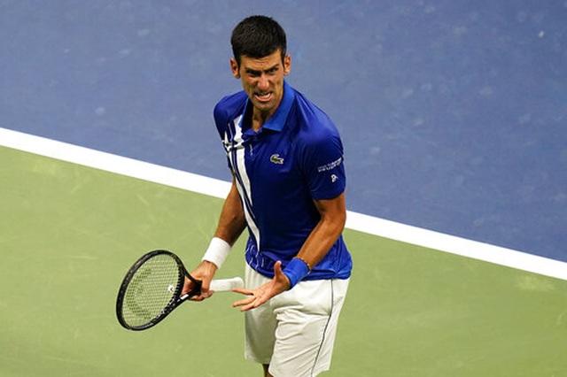 US Open 2020: Djokovic tăng chuỗi chiến thắng liên tiếp lên 25 trận - 1