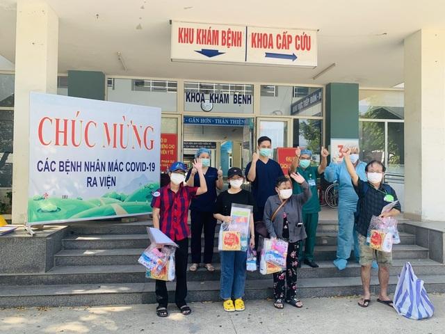 Phó Chủ tịch phường ở Đà Nẵng mắc Covid-19 được ra viện - 1
