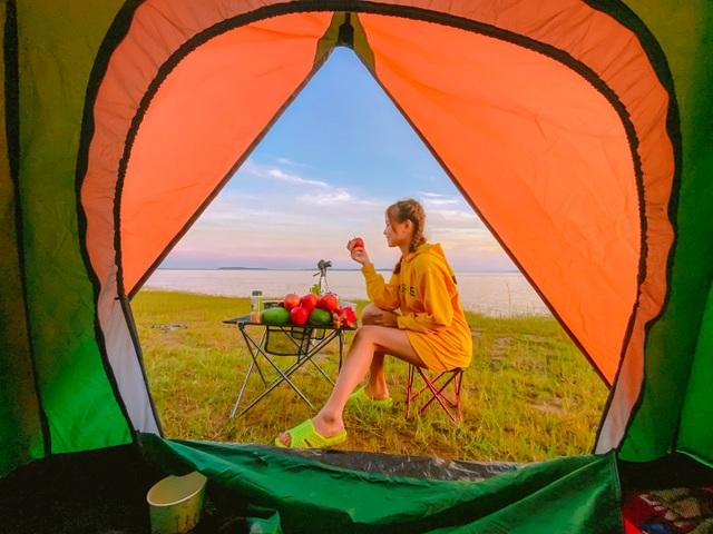 Bí kíp cắm trại thả ga ở hồ Dầu Tiếng chỉ hơn 200.000 đồng - 2