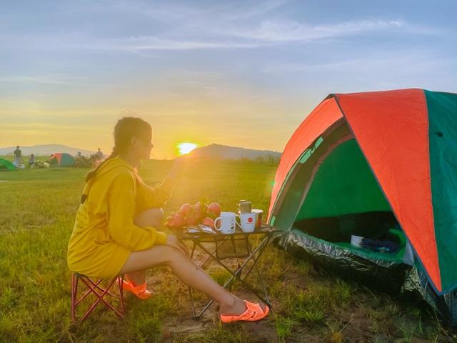 Bí kíp cắm trại thả ga ở hồ Dầu Tiếng chỉ hơn 200.000 đồng - 3