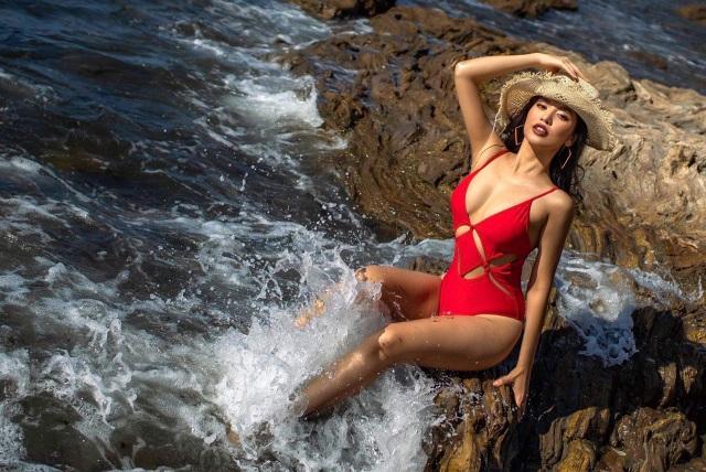 Hot girl Đan Cha khoe dáng gợi cảm dù đang bị kẹt ở Mỹ vì dịch Covid-19 - 3