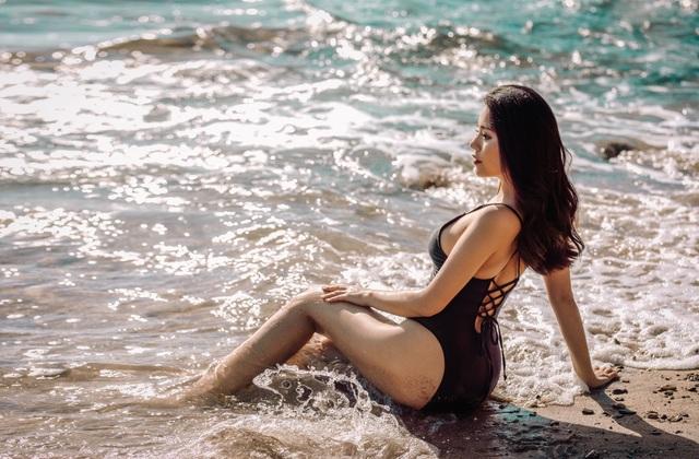 Hot girl Đan Cha khoe dáng gợi cảm dù đang bị kẹt ở Mỹ vì dịch Covid-19 - 7