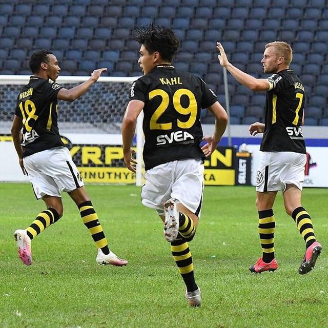 Bóng đá Thái Lan lo mất tài năng vào tay Thụy Điển - 2