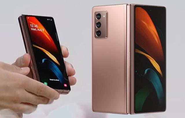 Smartphone màn hình gập Galaxy Z Fold2 có giá 50 triệu đồng tại Việt Nam - 1