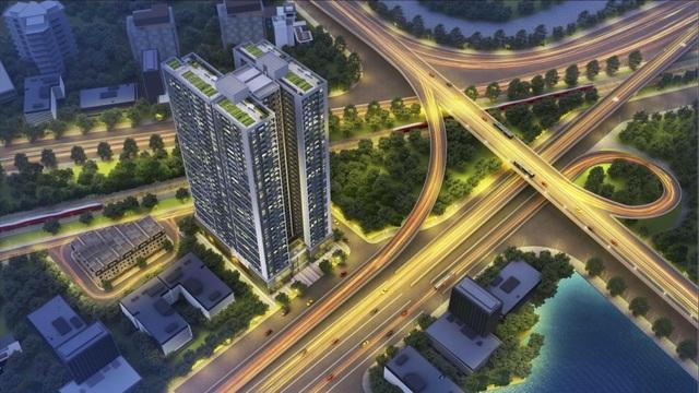 Dự án Hoàng Huy Grand Tower sắp ra mắt căn hộ mẫu - 1