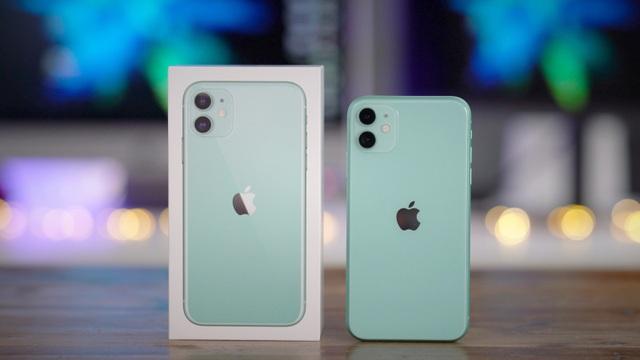 iPhone 11 là chiếc smartphone bán chạy nhất trong nửa đầu năm 2020 - 1