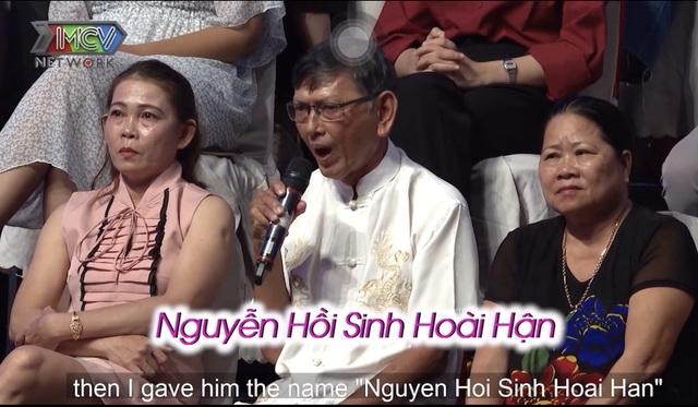 Ông ngoại kể chuyện buồn đằng sau cái tên Hồi Sinh Hoài Hận của cháu trai - 2