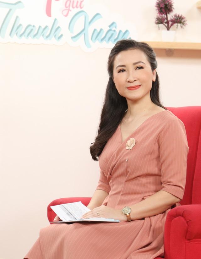 """Diễn viên Khánh Huyền: """"Dao kéo thì đã sao, đừng bảo thủ tự nhiên mới đẹp"""" - 3"""