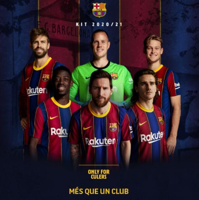 Barcelona bị chỉ trích vì lợi dụng hình ảnh Messi để quảng bá - 1