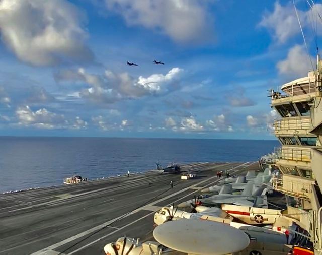 Mỹ đẩy mạnh chiến lược đối phó tham vọng của Trung Quốc ở Biển Đông - 4