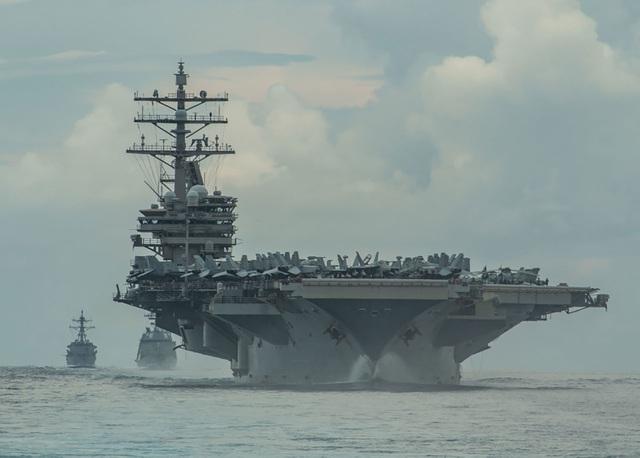 Mỹ đẩy mạnh chiến lược đối phó tham vọng của Trung Quốc ở Biển Đông - 3