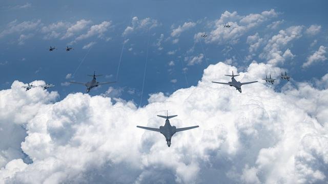 Mỹ đẩy mạnh chiến lược đối phó tham vọng của Trung Quốc ở Biển Đông - 2