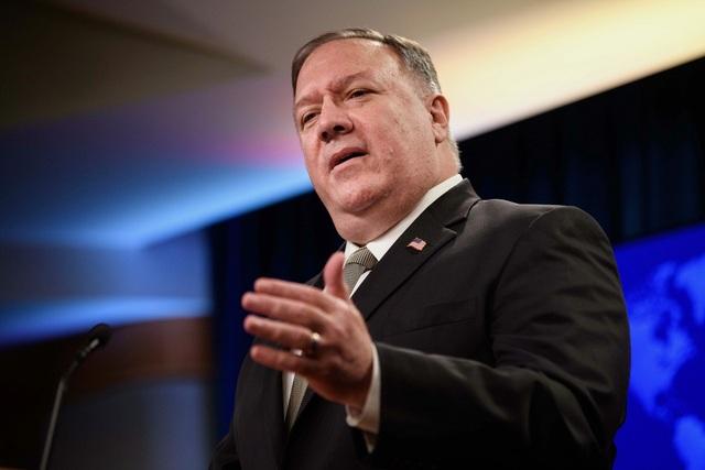 Mỹ hạn chế hoạt động của giới ngoại giao Trung Quốc - 1