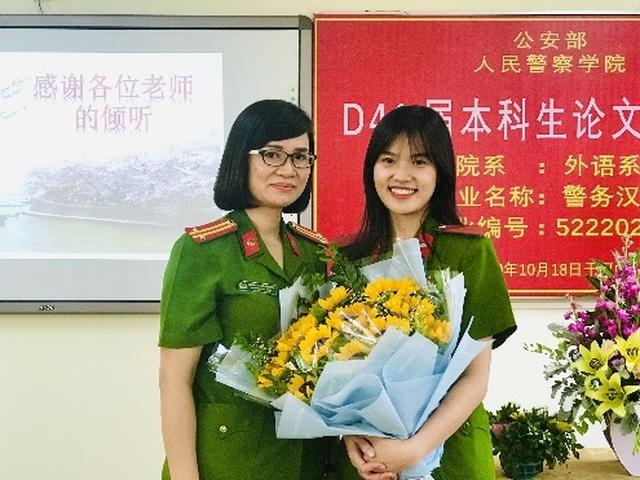 Nữ thủ khoa của Học viện Cảnh sát tiết lộ về kỷ luật thép trong trường - 1